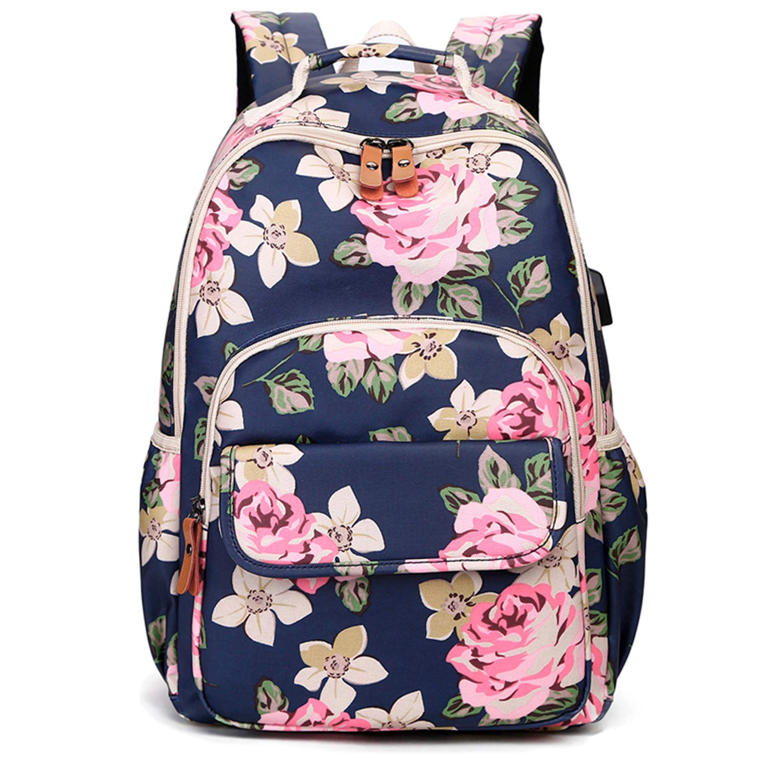 853f68be6cee Amazon.com | CAMTOP Backpack for School Girls Bookbag Laptop ...
