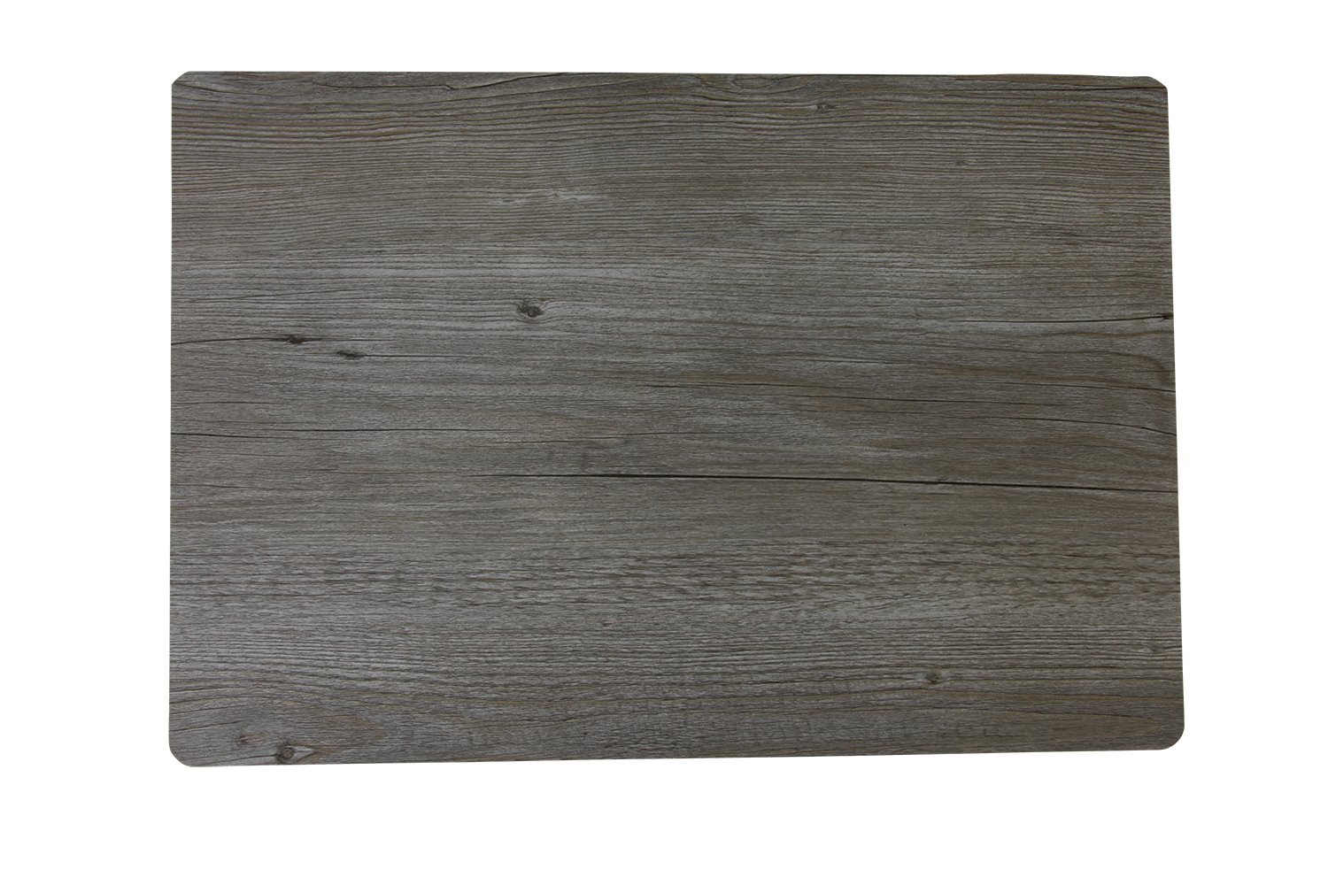 Hotel'' Wood Textured P/MAT-Grey