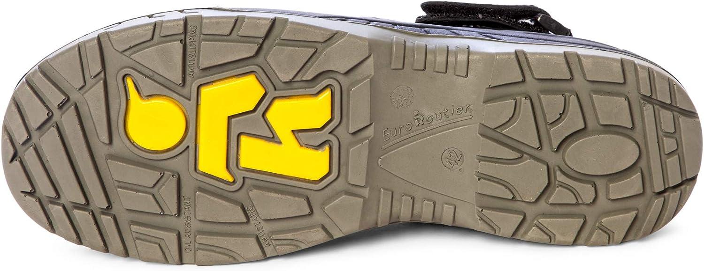 EuroRoutier Premium Carbon Zoccoli in Pelle Scarpe Antinfortunistiche Donna