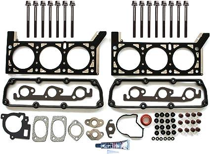 For Chrysler Town/&Country Dodge Grand Caravan 3.8L Head Gasket Bolts Set 04-10