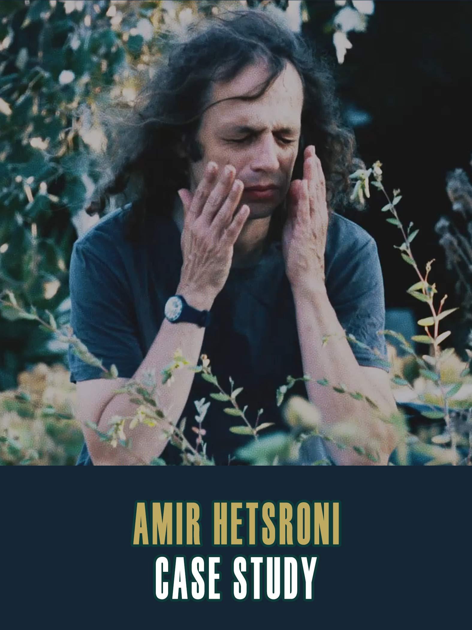 Amir Hetsroni: Case Study on Amazon Prime Video UK