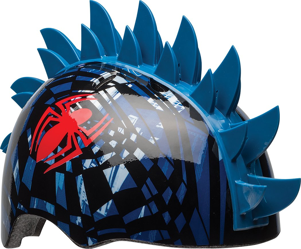 BELL Kids' Web Shatter Helmet, Multi Coloured, 50-54 cm 7082709