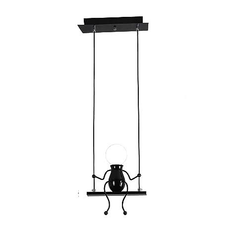 Refinada lámpara colgante de Azanaz, lámpara de techo ...