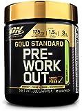 Optimum Supplemento Nutrizionale Gold Standard Pre Workout, Green Apple - 435 gr