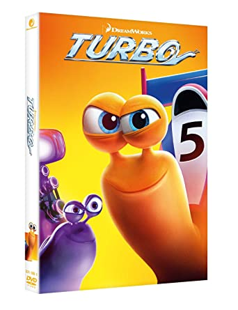 Turbo [Italia] [DVD]