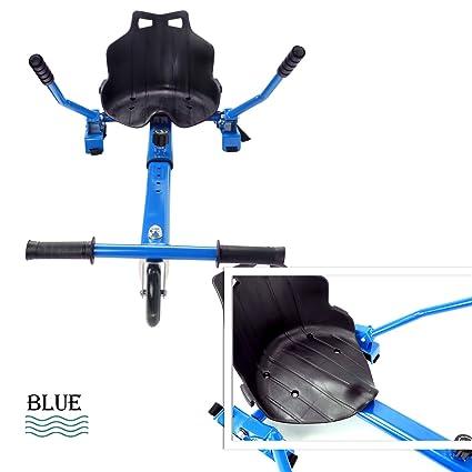 GeekMe HoverKart Self-Balancing Go-Cart Asiento Ajustable ...