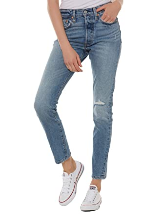 Levi s® Damen Jeans Post Modern Blues Skinny Fit Stoned Blue (81) 29  e60ad6a4df