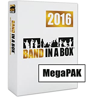 Band-in-a-Box and RealBand 2013 Music Software for Windows: Amazon