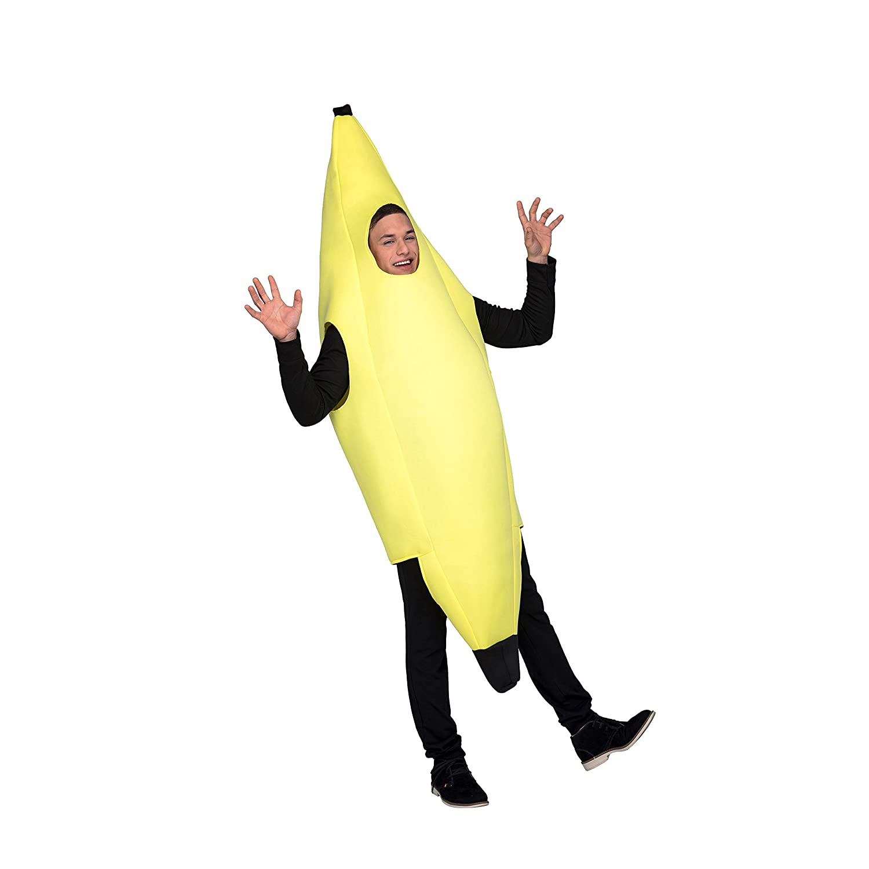 My Other Me Me Me- Plátano Funny DISFRAZ Multicolor (205263 ...