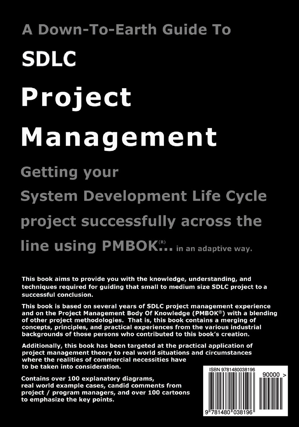 Amazon a down to earth guide to sdlc project management amazon a down to earth guide to sdlc project management 9781480038196 joshua boyde books 1betcityfo Image collections