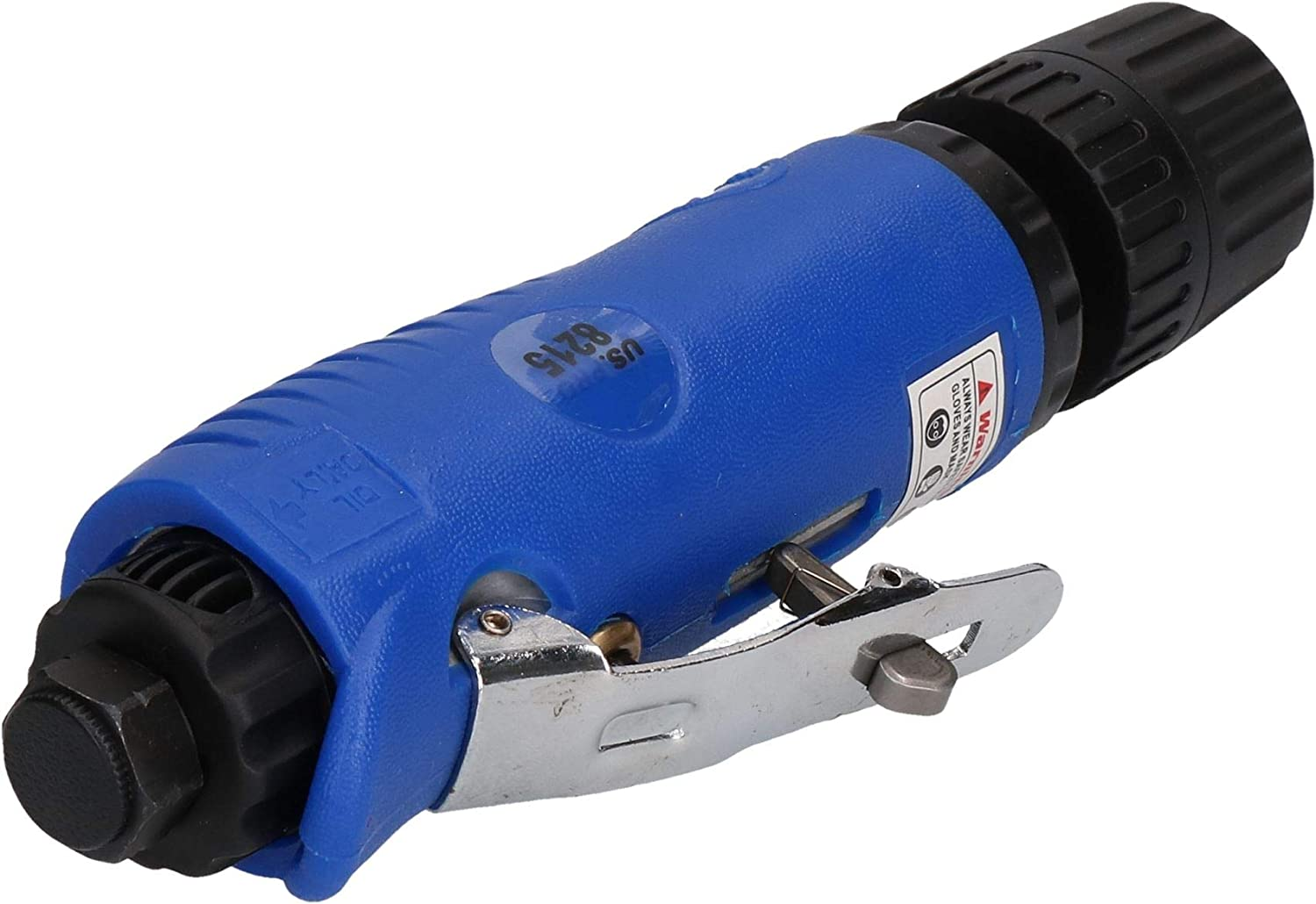 """Straight Air Drill With 3//8/"""" 10mm Keyless Chuck Non Reversible Drilling Tool"""