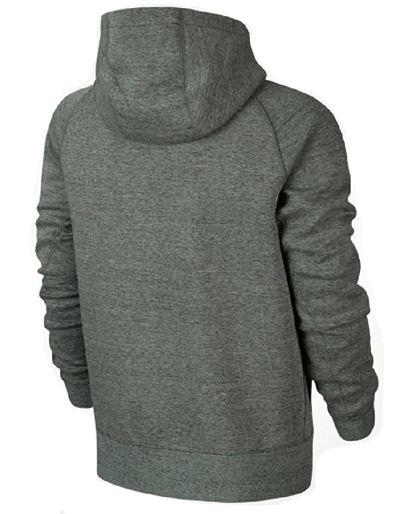 Nike Men's Tech Fleece Aw77 1.0 Full Zip Hoodie, Tumbled Grey, L