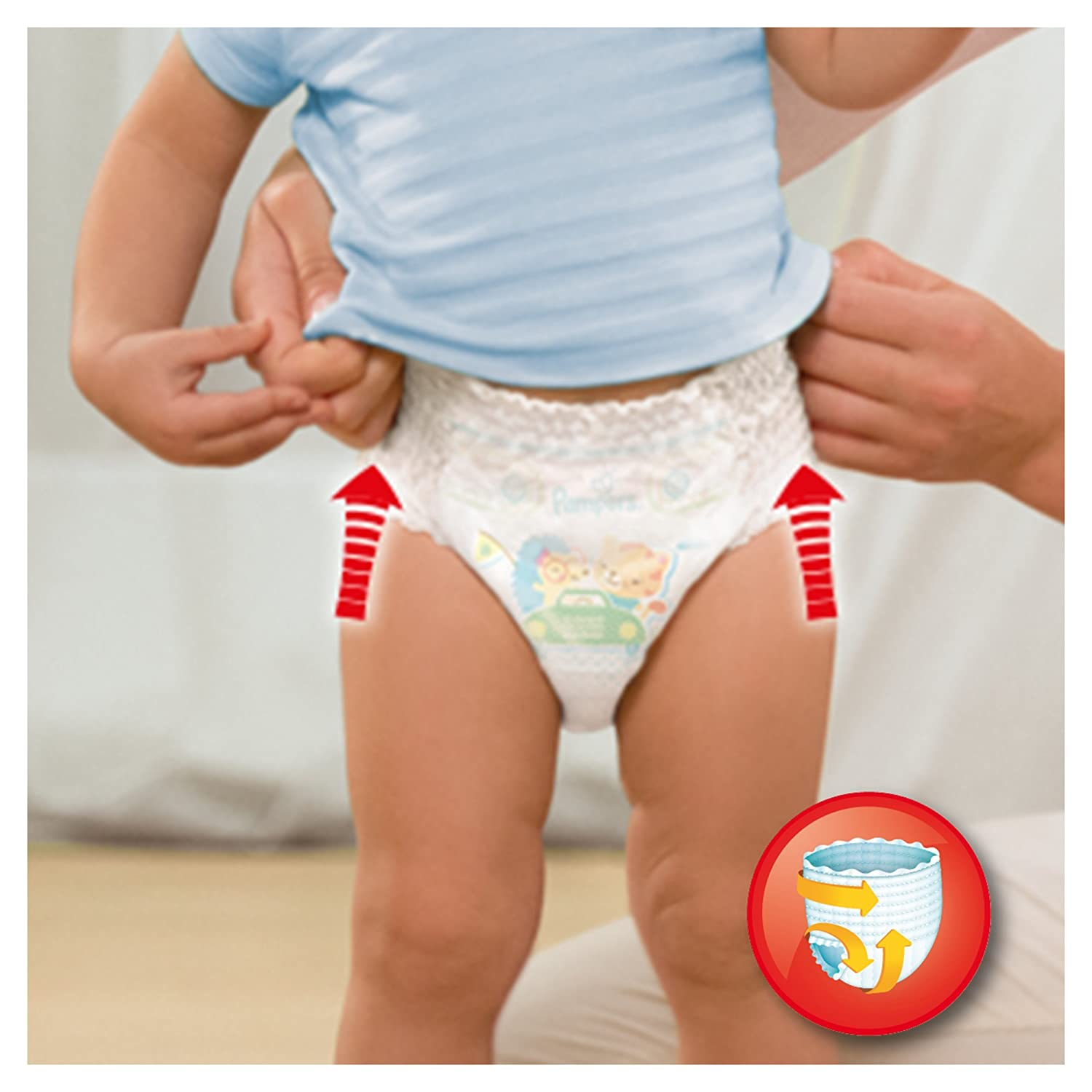 Dodot Pants - Pack de 32 pañales, talla 6, 16+kg: Amazon.es: Amazon Pantry