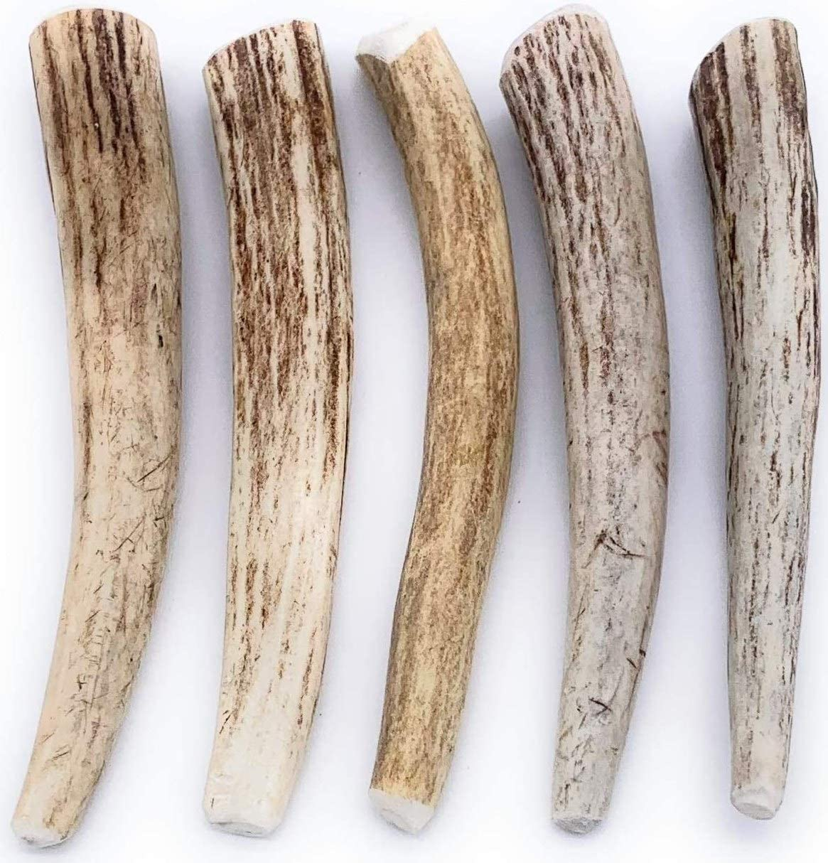 Perfect Pet Chews Deer Antler Dog Chew – Grade A, All Natural, Organic, and Long Lasting Treats – Made from Naturally Shed Antlers in The USA