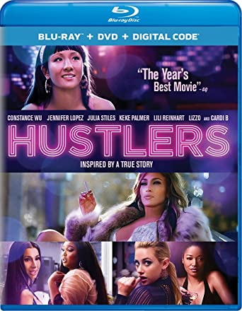 Image result for hustlers blu ray