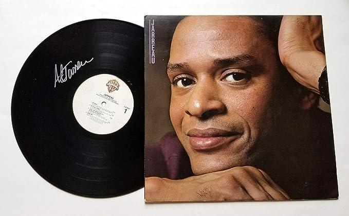 sale online presenting best choice Al Jarreau REAL hand SIGNED Self Titled Vinyl COA ...