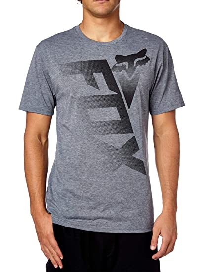 Fox Racing Shiv Tech T-Shirt - Short-Sleeve - Men s Heather Graphite  65742277d