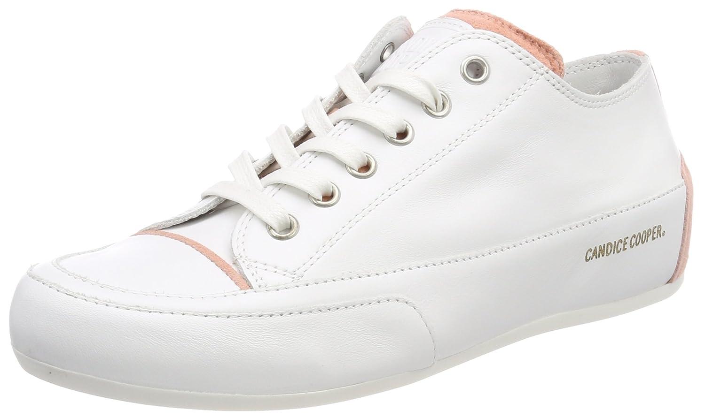 Candice Weiß Cooper Damen Vitello Sneaker Weiß Candice (Camoscio Cipria) 0430dd
