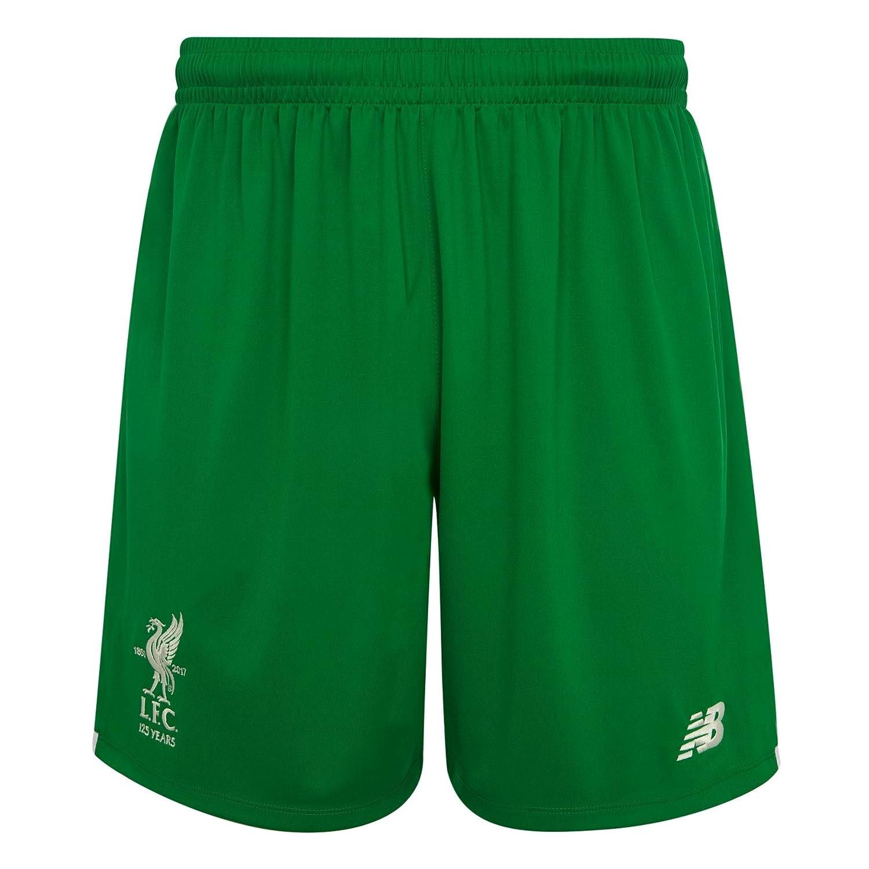 Liverpool FC LFCメンズホームゴールキーパーショーツ17 / 18 NWT公式 B07413V3TTMedium