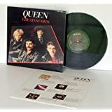 QUEEN, greatest hits. First UK pressing 1981. EMI