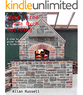 Amazon cob oven construction in text and images ebook david wood fired pizza oven barrel type a brickie series book 2 fandeluxe