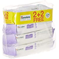 Himalaya Soothing & Protecting Baby Wipes,56 Sheets(2+2 FREE) - 224 Wipes
