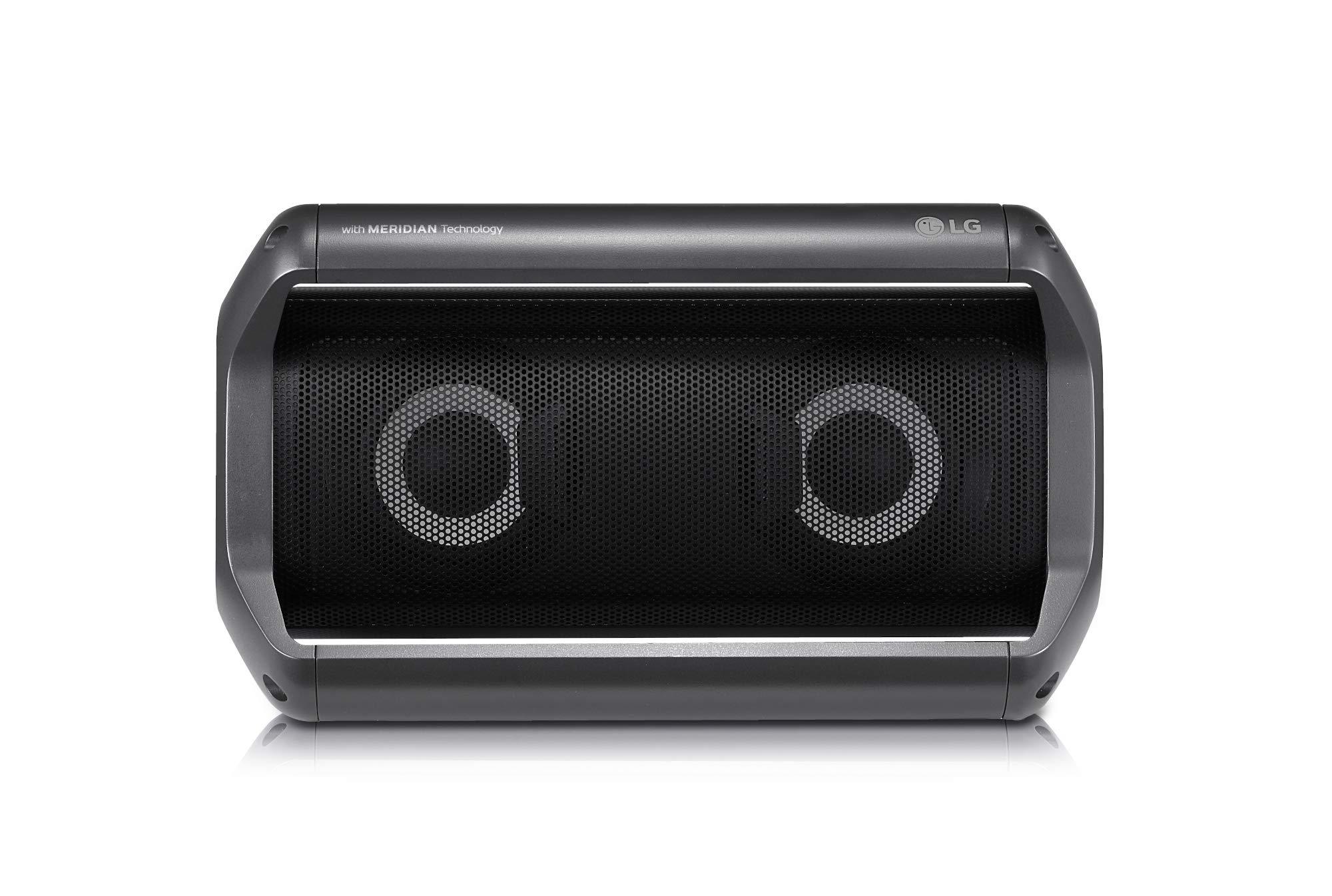 LG PK5 XBOOM Go Bluetooth Party Speaker, Black