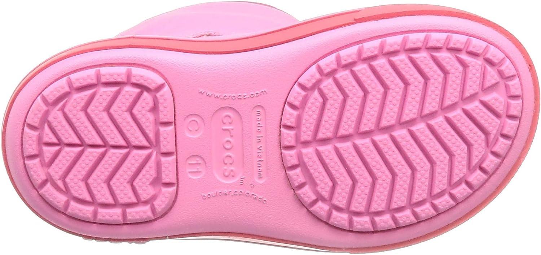 Crocs Crocband II.5 Gust Boot Botas de Nieve Unisex Ni/ños