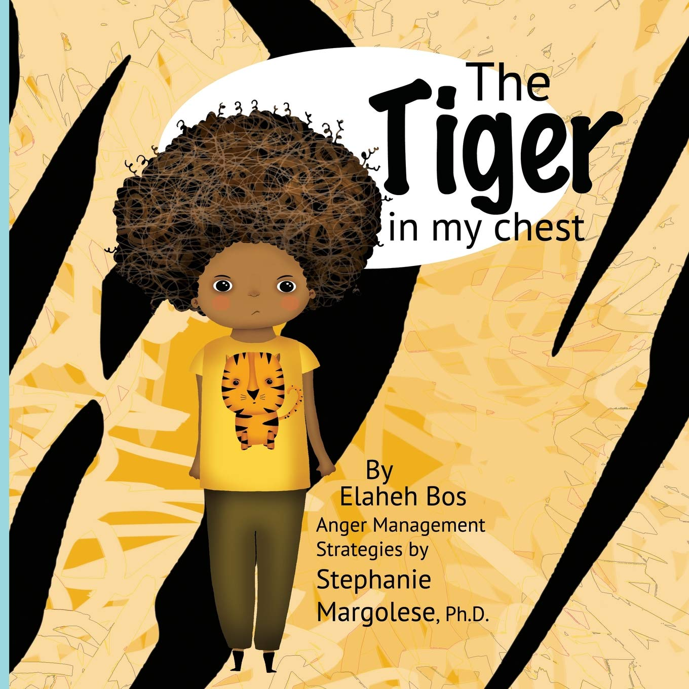 tiger my chest Elaheh Bos product image