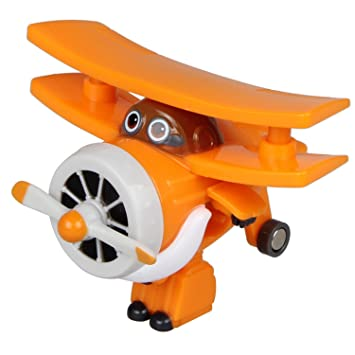 Super Wings Transformable Albert Figura deEoQrWCxB