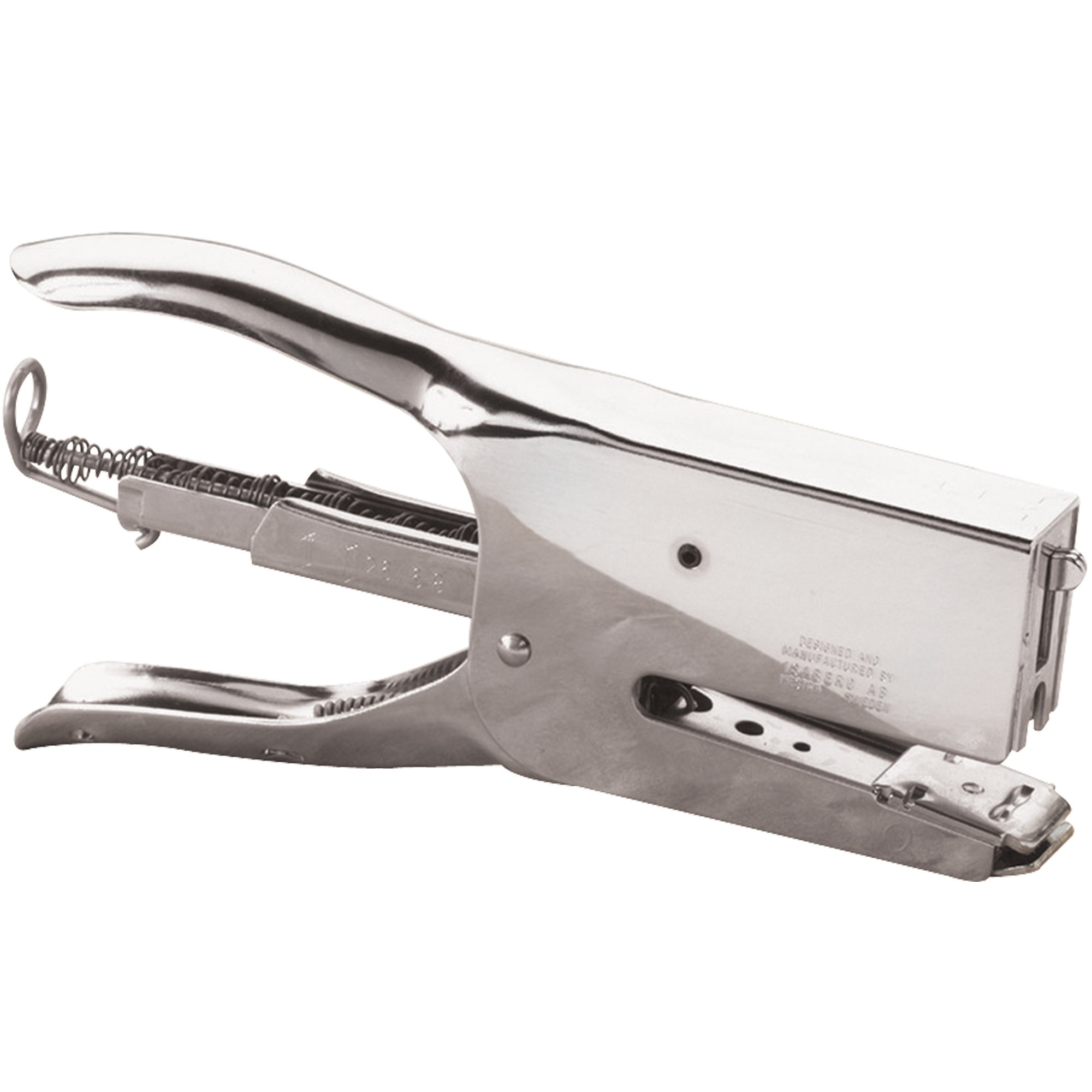 Boxes Fast Economy Hand Stapler, Silver, (Pack of 1) by Boxes Fast