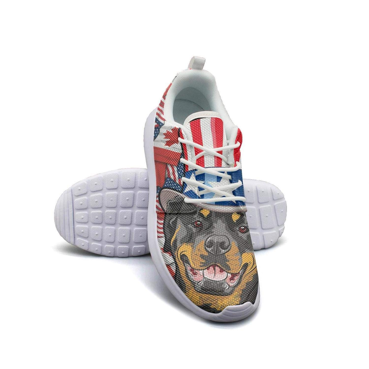 Unicorn pug dog Gym Shoes for Women Slip Comfortable and Lightweight Best Running Shoes