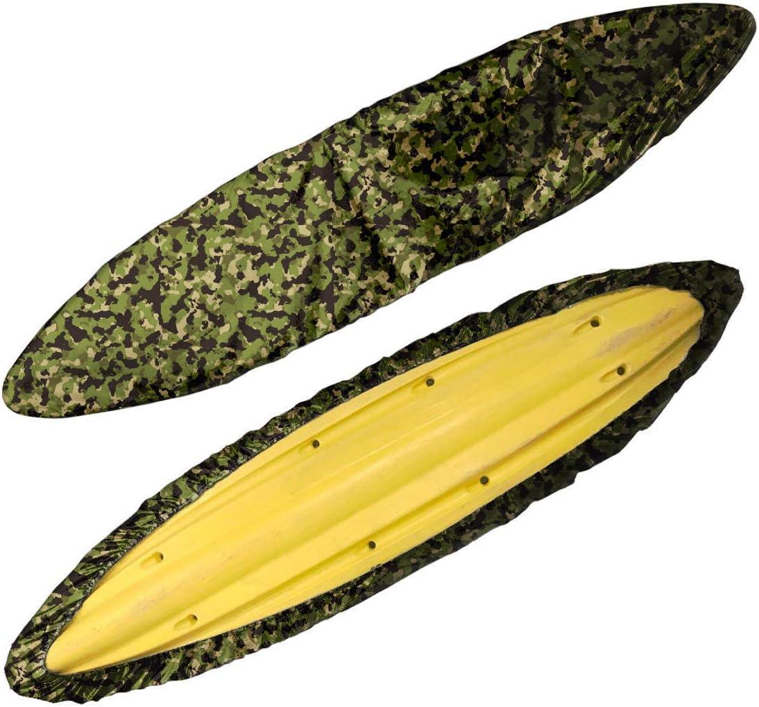Alomejor Kayak Coque de Protection /étanche pour cano/ë 4,5 m