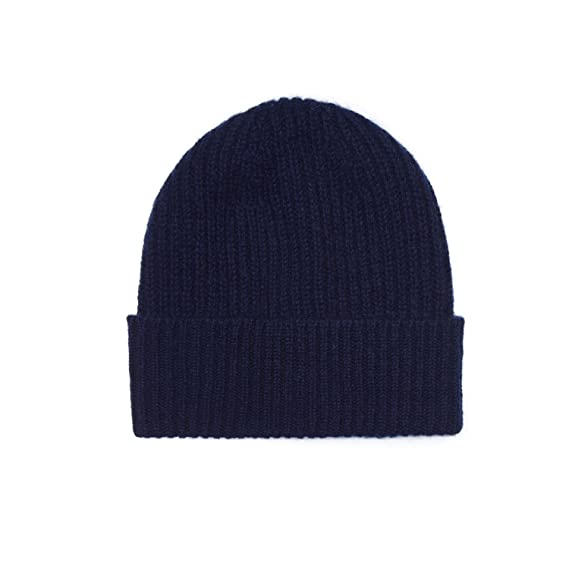 74da41c4237 100% Cashmere Unisex Beanie Hat by Lona Scott