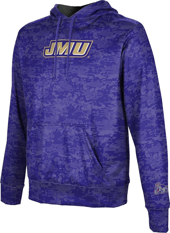 ProSphere James Madison University Foundation Boys Hoodie Sweatshirt Digi Camo