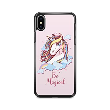 coque iphone x licorne