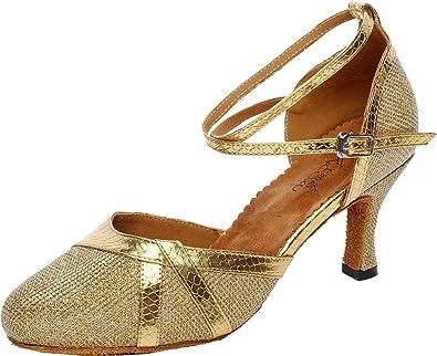 CFP - Jazz & Modern mujer, Dorado - dorado, 1 UK