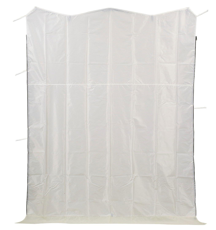 キャプテンスタッグ グランド タープ サイドパネル ホワイト4.5m M-5941 B00161PVI8
