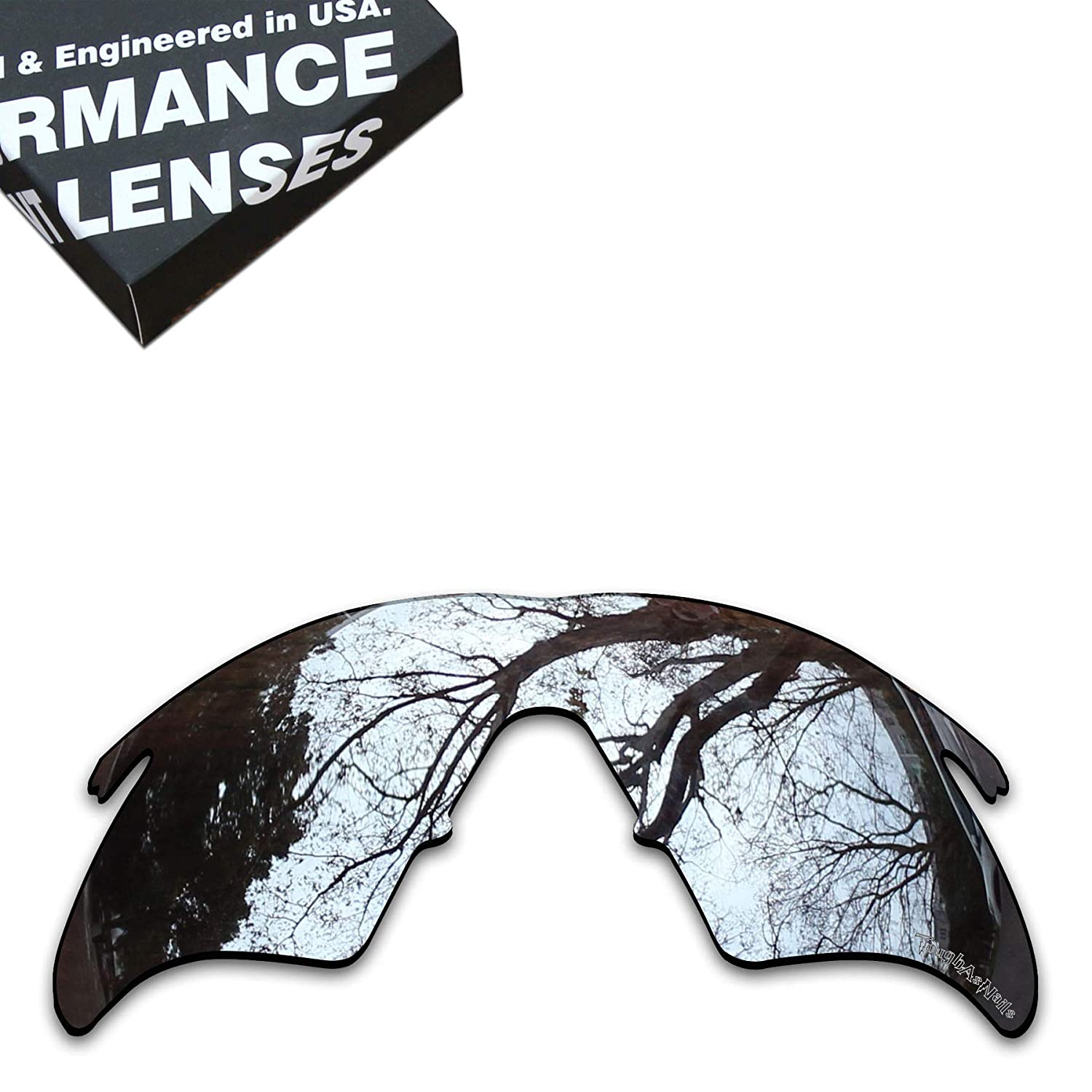 d03e927446 ToughAsNails Polarized Lens Replacement for Oakley M Frame Heater Sunglass  - More Options MFRAMEHEATER-2D08