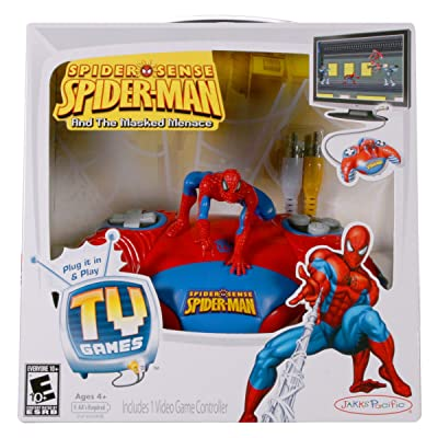 Spiderman TV Game: Toys & Games