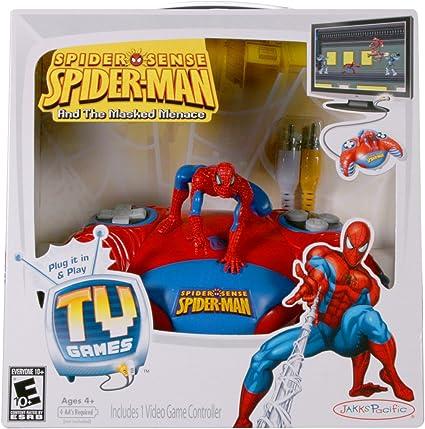 Jakks Plug Spiderman III TV Game