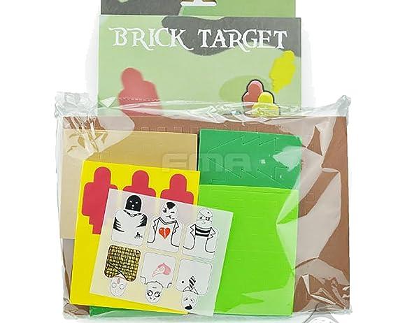 Fun Shooting Fma Brick Airsoft Targets Fun Targets Tb972