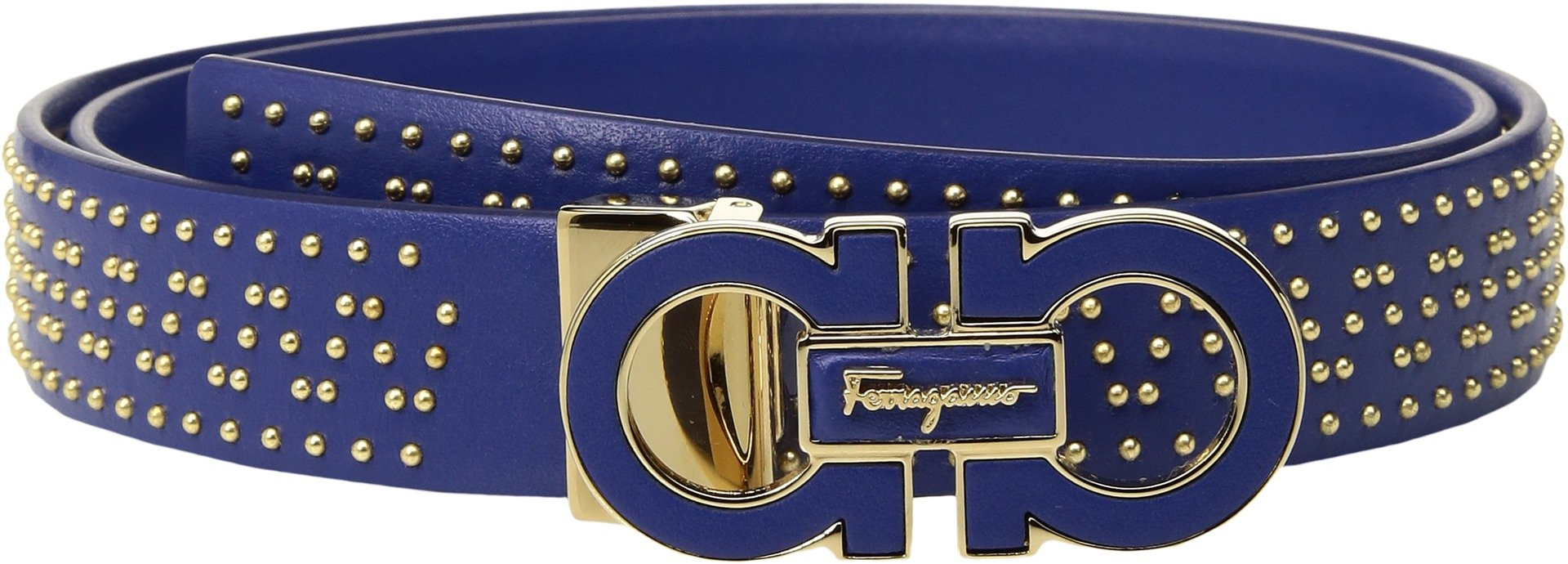 Salvatore Ferragamo Women's 23B452 Royal Belt