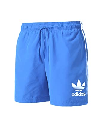 adidas Men's Clfn Swimshorts Swimsuit, Blue/Azul, 2X-Large