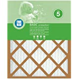 24 in. x 30 in. x 1 in. Basic Pleated Air Filter (4-Pack)