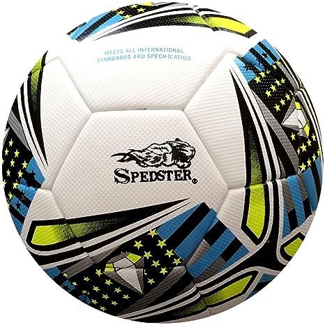 Balón de fútbol de la marca Spedster, balón oficial de partido de ...