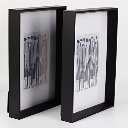 Amazon Homeme 2pack A4 Picture Frame Made Of Solid Wood Safe