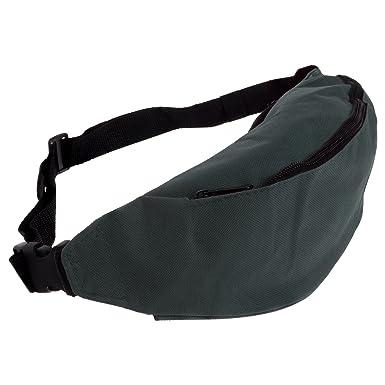 Sporttaschen & Rucksäcke Bauchtasche Gürteltasche mit Reißverschluss Geldtasche Hüfttasche Tasche
