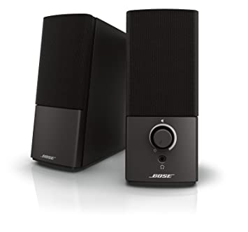 Image result for Bose Companion 2 Series III Multimedia Speakers - for PC (with 3.5mm AUX & PC input)