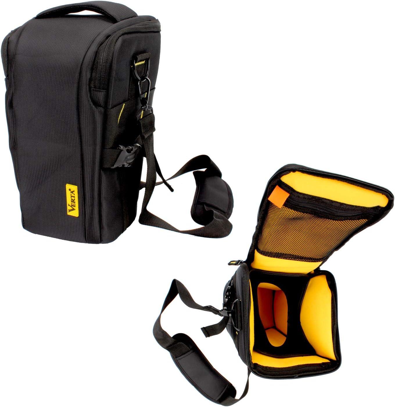 Camera Shoulder Waist Carry Case Bag For Nikon 1 J5